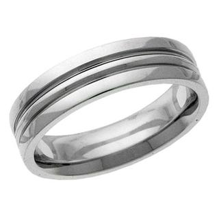 Designer Men's Wedding Band