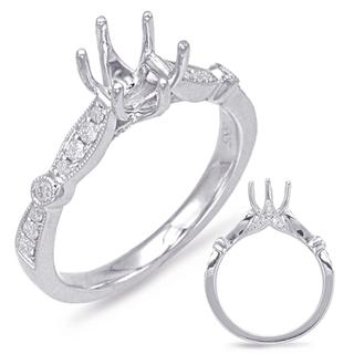 Classic Engagement Ring (0.26 ct.)