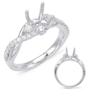Classic Engagement Ring (0.36 ct.)