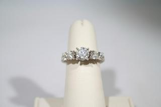 Classic Engagement Ring (2.05 ct.)