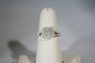 Halo Engagement Ring (0.95 ctw.)