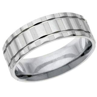 designer mens wedding band - Mens Designer Wedding Rings