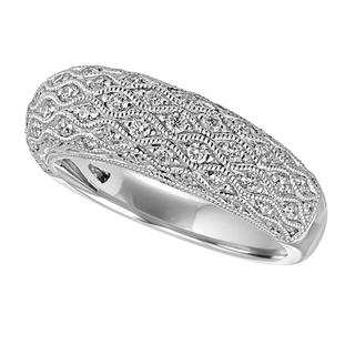 Designer Women's Wedding Band