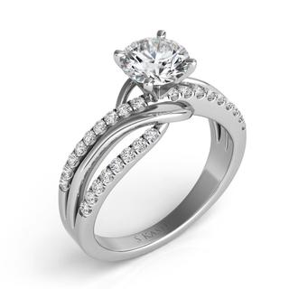 Platinum Engagement Ring